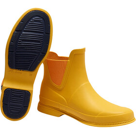 Tretorn Eva Låg Rubber Boots Women Dam yellow/yellow